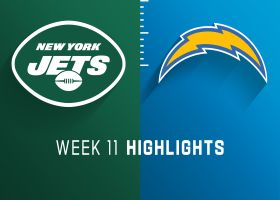 Jets vs. Chargers highlights | Week 11