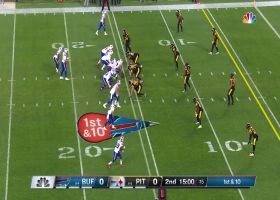 Devin Singletary turns sprint-draw into shifty 14-yard pickup