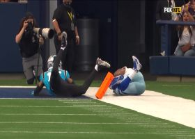 Dak Prescott's 35-yard TD dime to Amari Cooper couldn't be thrown better