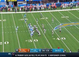 Herbert finds Donald Parham wide open for 26-yard gain