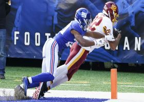 Can't-Miss Play: Toe-tap TD! Logan Thomas shows absurd balance on score