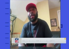Antoine Bethea reveals his top WR duo in the NFL right now