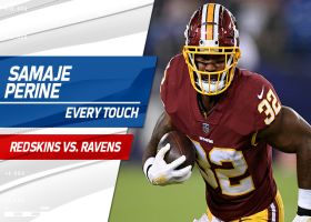 Every Samaje Perine touch | Preseaon Week 4