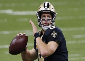 Schrager: Brees was 'surgical' in the second half vs. Chargers