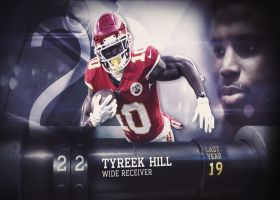'Top 100 Players of 2020': Tyreek Hill | No. 22