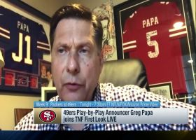 49ers play-by play announcer Greg Papa previews Packers-49ers