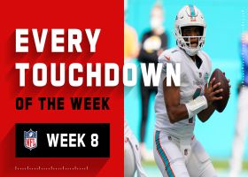 Every touchdown of the week | Week 8