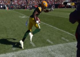 Aaron Rodgers dials launch codes to Davante Adams for 40 yards