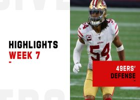 49ers' best defensive plays from dominant win | Week 7
