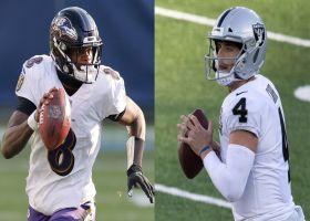 PFF's Chahrouri predicts Week 1 Ravens-Raiders game