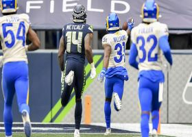Can't-Miss Play: Darious Williams jumps Russell Wilson's throw for incredible pick-six