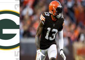 James Jones, Adam Rank imagine dream trades ahead of '21 deadline | 'NFL Total Access'