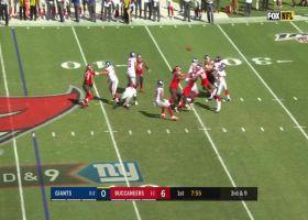 Giants quarterback Daniel Jones' rookie highlights   2019