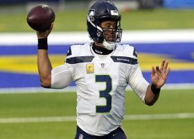 Flea-flicker alert! Wilson hits Lockett for 39-yard catch and run