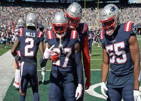 Patriots' best defensive plays from 4-turnover game | Week 2