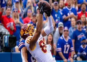 Can't-Miss Play: Logan Thomas wins jump-ball for epic aerial TD