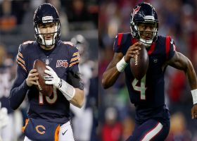 D.J., Bucky revisit their 2017 draft evaluations of Trubisky, Watson
