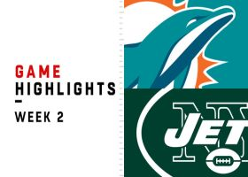 Dolphins vs. Jets highlights | Week 2