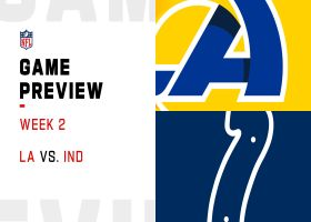 Rams vs. Colts preview   Week 2
