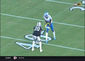 Stafford rockets cross-body throw to Golladay for 21-yard pickup