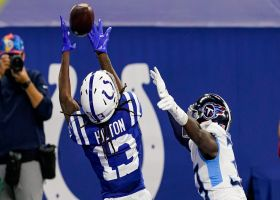 T.Y. Hilton grabs 5-yard pass for his first TD of the season
