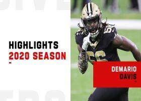 Every Demario Davis tackle for loss | 2020 season