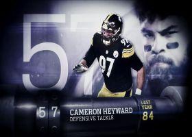 'Top 100 Players of 2021': Cameron Heyward | No. 57