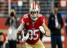 Rapoport on latest contract negotiations between 49ers, Kittle