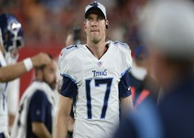 Ryan Tannehill placed on reserve/COVID-19 list