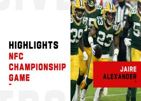 Jaire Alexander's best plays vs. Bucs | NFC Championship Game