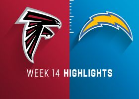 Falcons vs. Chargers highlights | Week 14