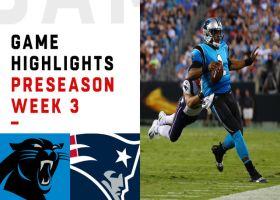 Patriots vs. Panthers highlights   Preseason Week 3