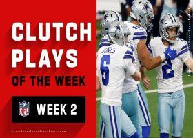 Top clutch plays of the week | Week 2