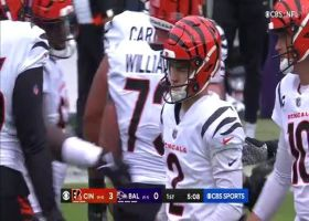 Evan McPherson drills 52-yard FG to put team on board