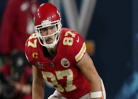 Rank: 'First pass catcher off the board should be Travis Kelce'