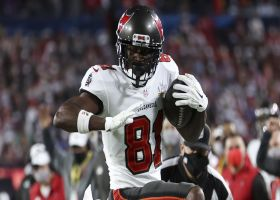 Garafolo: 'Expectation' is AB will officially re-sign with Bucs after knee surgery