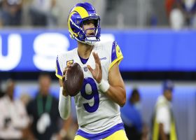 Baldinger: Stafford showcased 'efficiency at the highest level' in Rams debut
