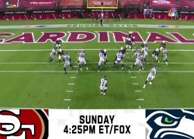 49ers vs. Seahawks preview | Week 8
