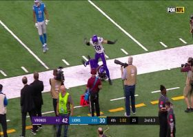 Trae Waynes comes down with impressive game-sealing INT