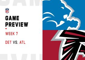 Lions vs. Falcons preview | Week 7