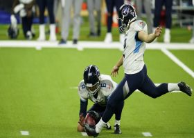 Can't-Miss Play: Sloman's game-winning FG clangs in for Titans win
