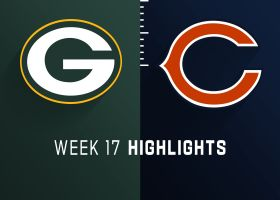 Packers vs. Bears highlights | Week 17