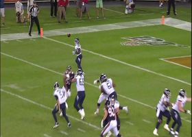 Dawkins finds open space for go-ahead touchdown