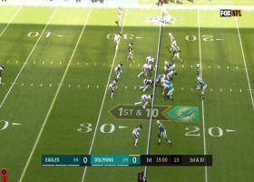 Eagles vs. Dolphins highlights | Week 13