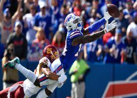 Bills' top offensive plays vs. Washington | Week 3