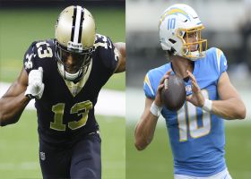 James Palmer: Top storylines leading up to Chargers-Saints on 'MNF'