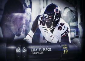 'Top 100 Players of 2021': Khalil Mack | No. 23