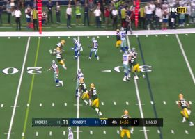 Tavon Austin pulls out the tricks on fake double reverse