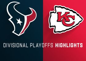 Texans vs. Chiefs highlights | Divisional Round