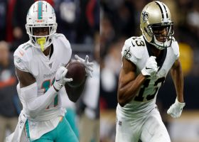 Steve Smith Sr. reacts to DeVante Parker-Michael Thomas IG beef
